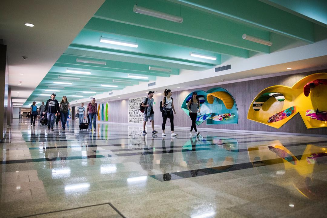 Aeropuertos de Rep. Dominicana registran récord de más de 90 mil operaciones aéreas