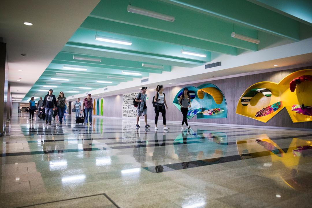 Llegada de pasajeros a Dominicana se incrementa 4.8% en primer semestre