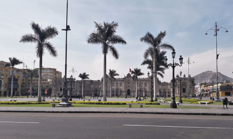 El turismo internacional en Perú con crecimiento del 2,7% hasta abril