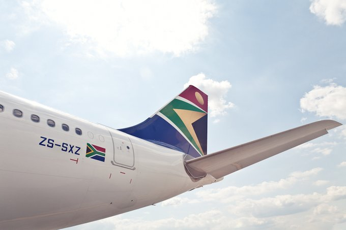 South African Airways alquilará dos A350-900 XWB de LATAM Airlines para volar a Nueva York
