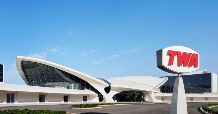 Convierten en hotel una terminal del aeropuerto JFK