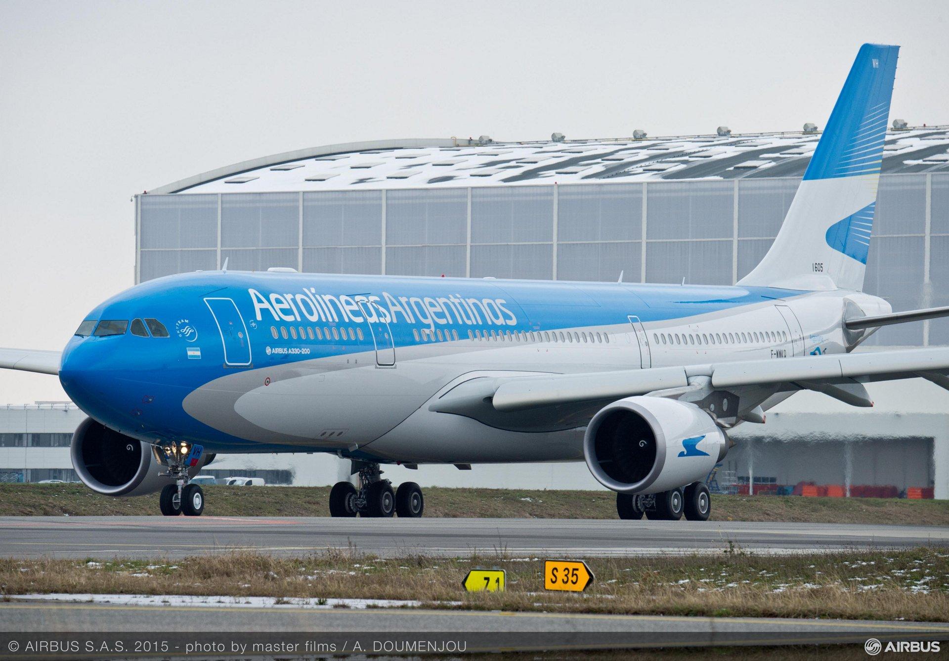 Tráfico de pasajeros de Aerolíneas Argentinas creció 6% durante agosto