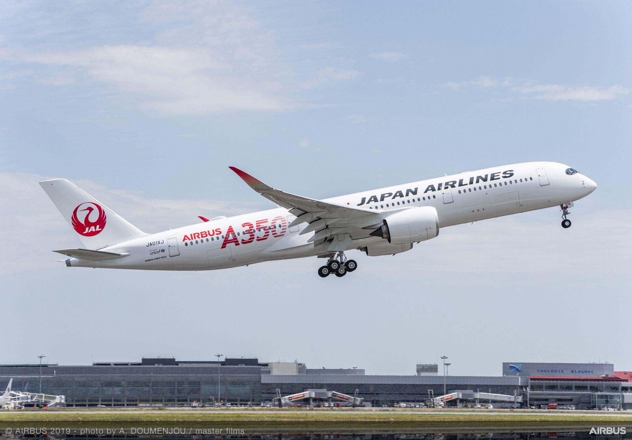 JAL estudia la producción y venta de combustible de aviación sostenible