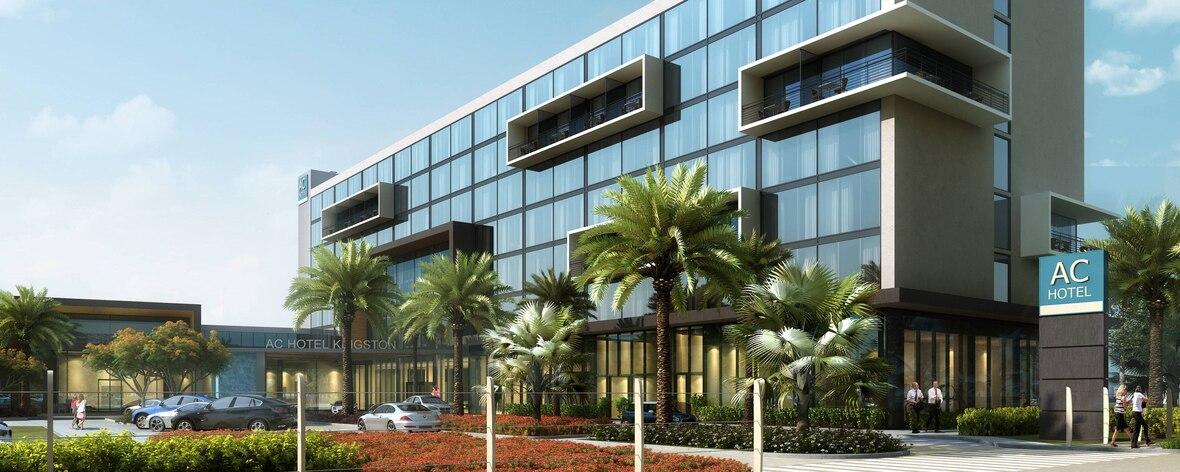 AC Hotels by Marriott abre su primer hotel en Jamaica