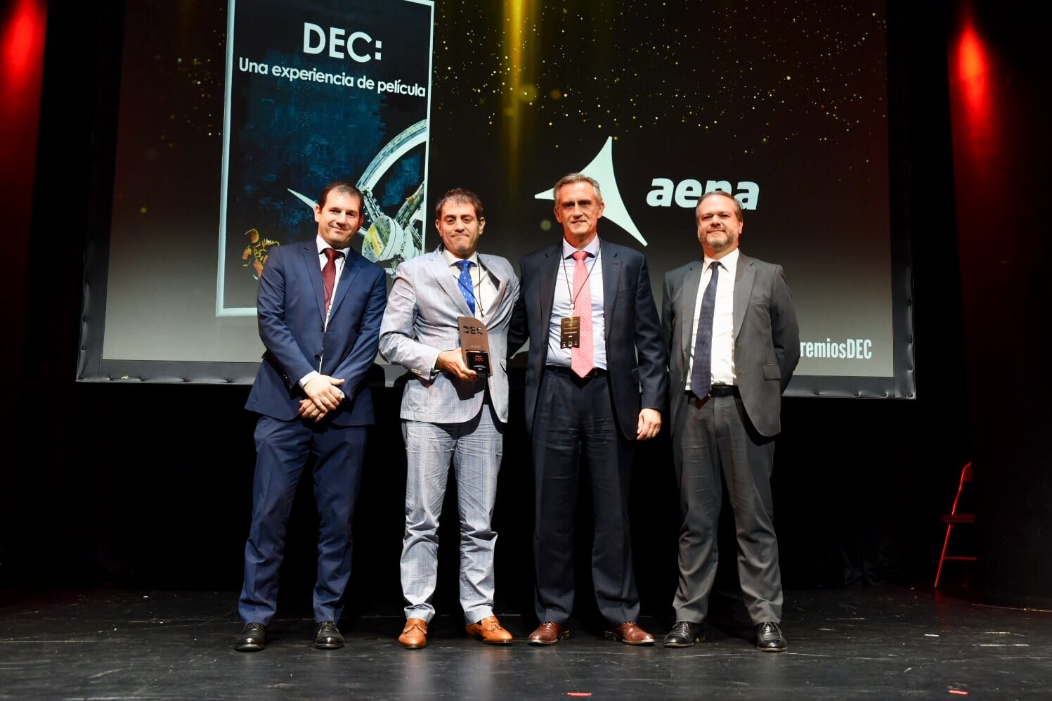 Aena, premio 'Mejor proyecto de Innovación' por la implantación del reconocimiento facial