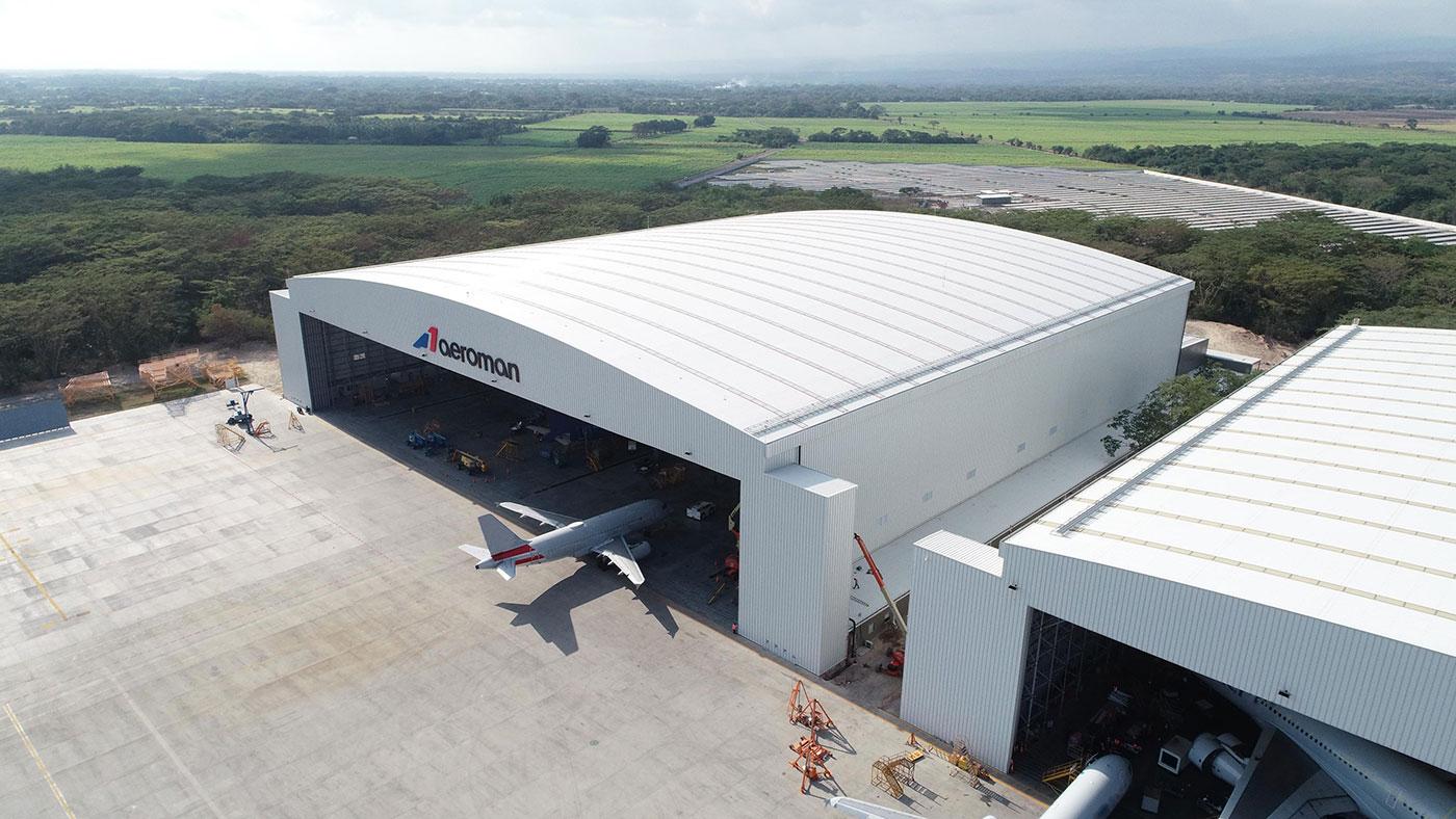 Aeroman fabricará piezas para aeronaves en El Salvador