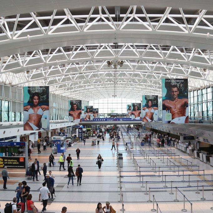 Tráfico de pasajeros en aeropuertos de AA2000 creció 12% durante mayo
