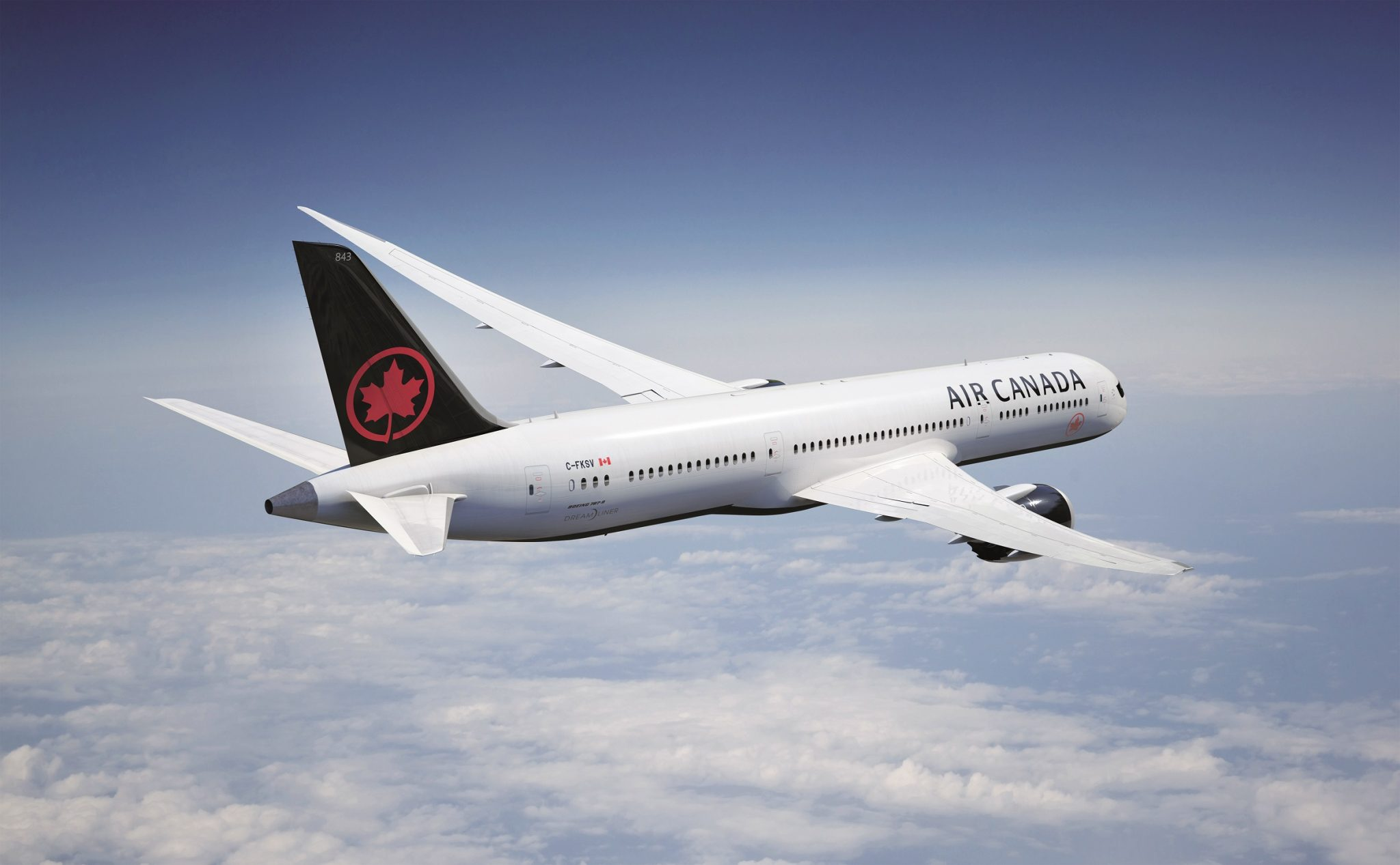 Millennials premian a Air Canada como la aerolínea favorita para viajar a Norteamérica