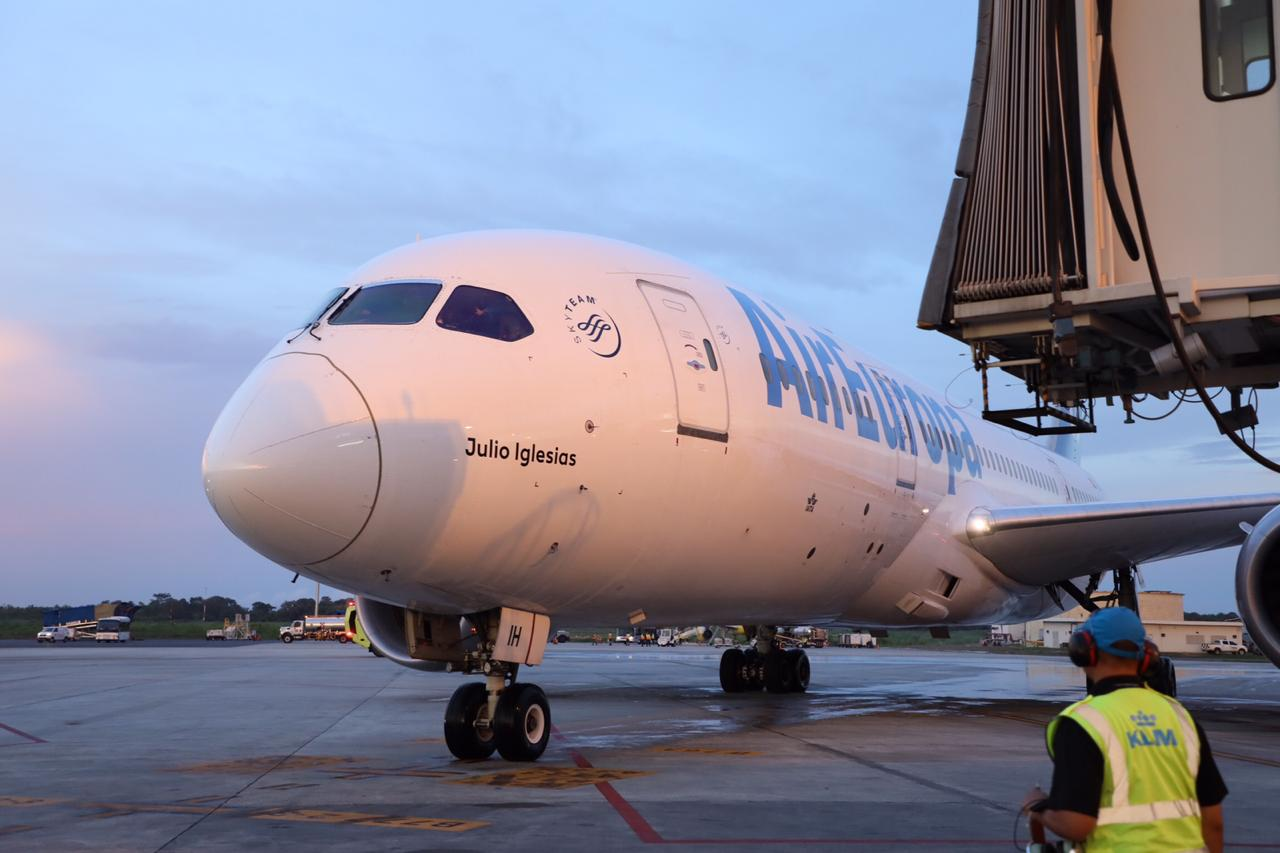 Air Europa retoma voos entre Salvador e Madri