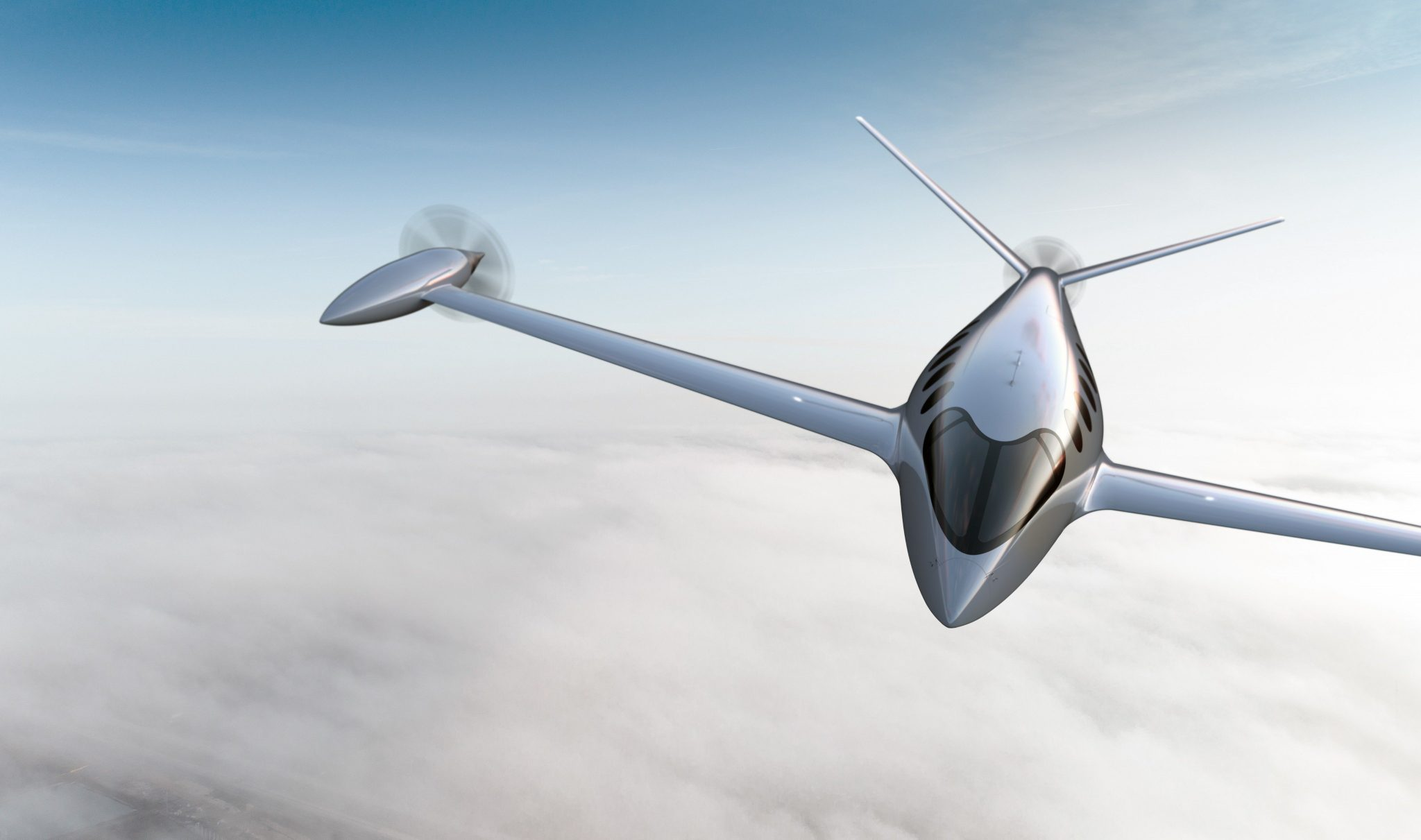 """El primer avión eléctrico de pasajeros del mundo """"habla"""" español"""