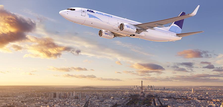 Otro gran pedido de la versión carguera del Boeing 737-800