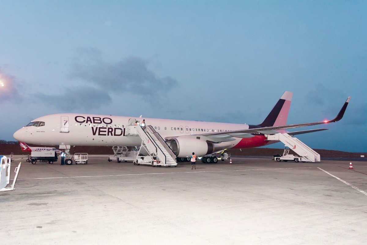 Cabo Verde Airlines to launch Lagos route