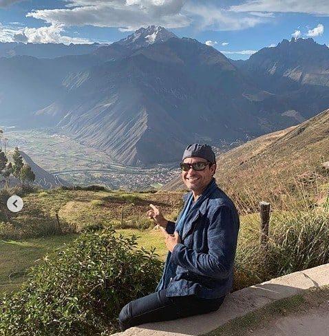 Canatur nombra a Chayanne 'Embajador de Turismo en el Perú'