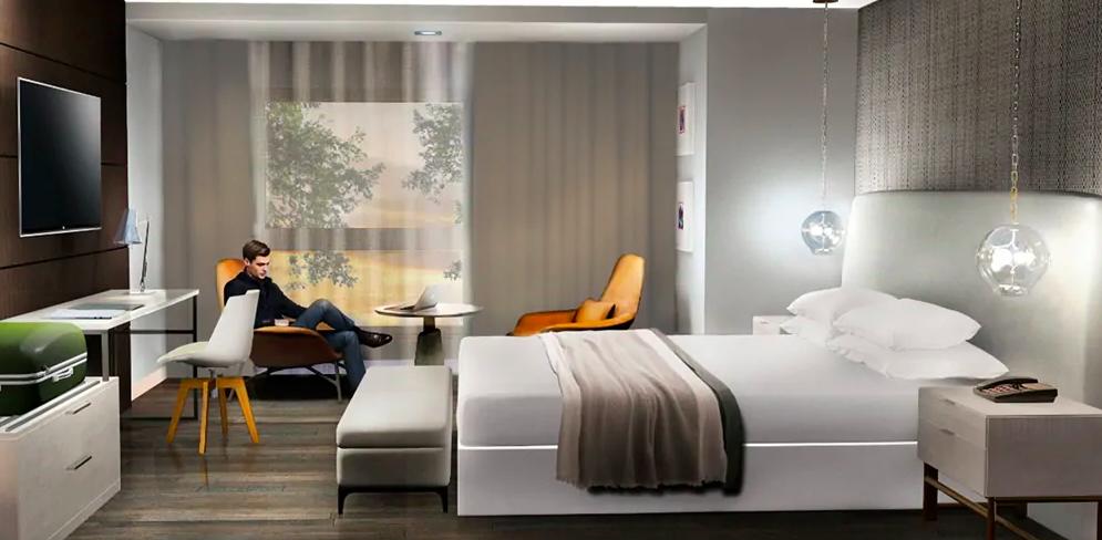 Hilton y Lecueder se asocian para un nuevo hotel en Montevideo