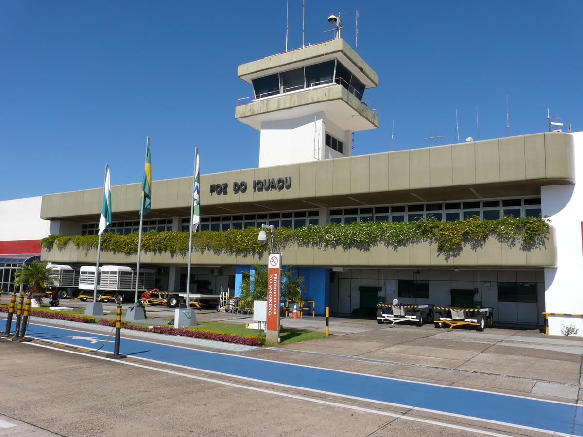 El Aeropuerto de Foz Do Iguaçu inauguró su nueva pista de aterrizaje