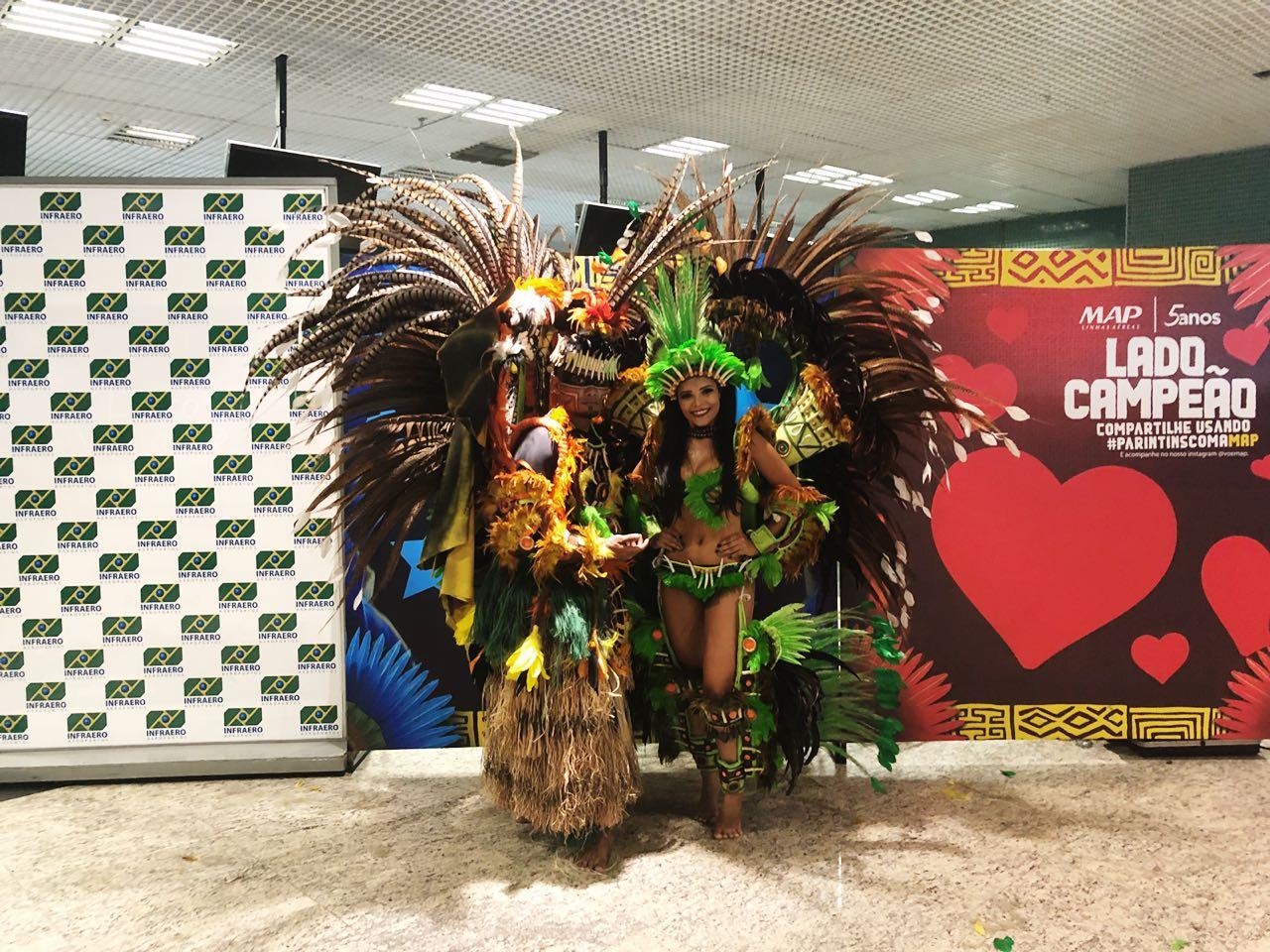 Festival de Parintins deve movimentar mais de 12 mil passageiros no Aeroporto de Manaus