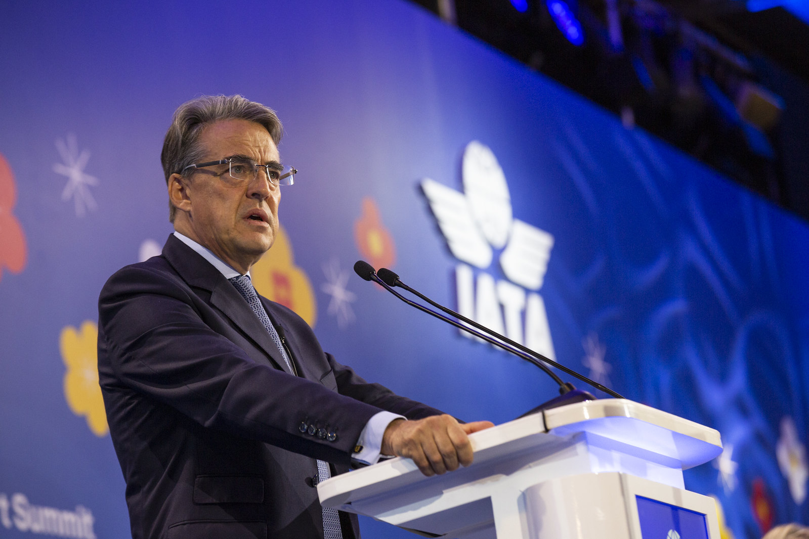Remarks of Alexandre de Juniac at the IATA Media Briefing on COVID-19