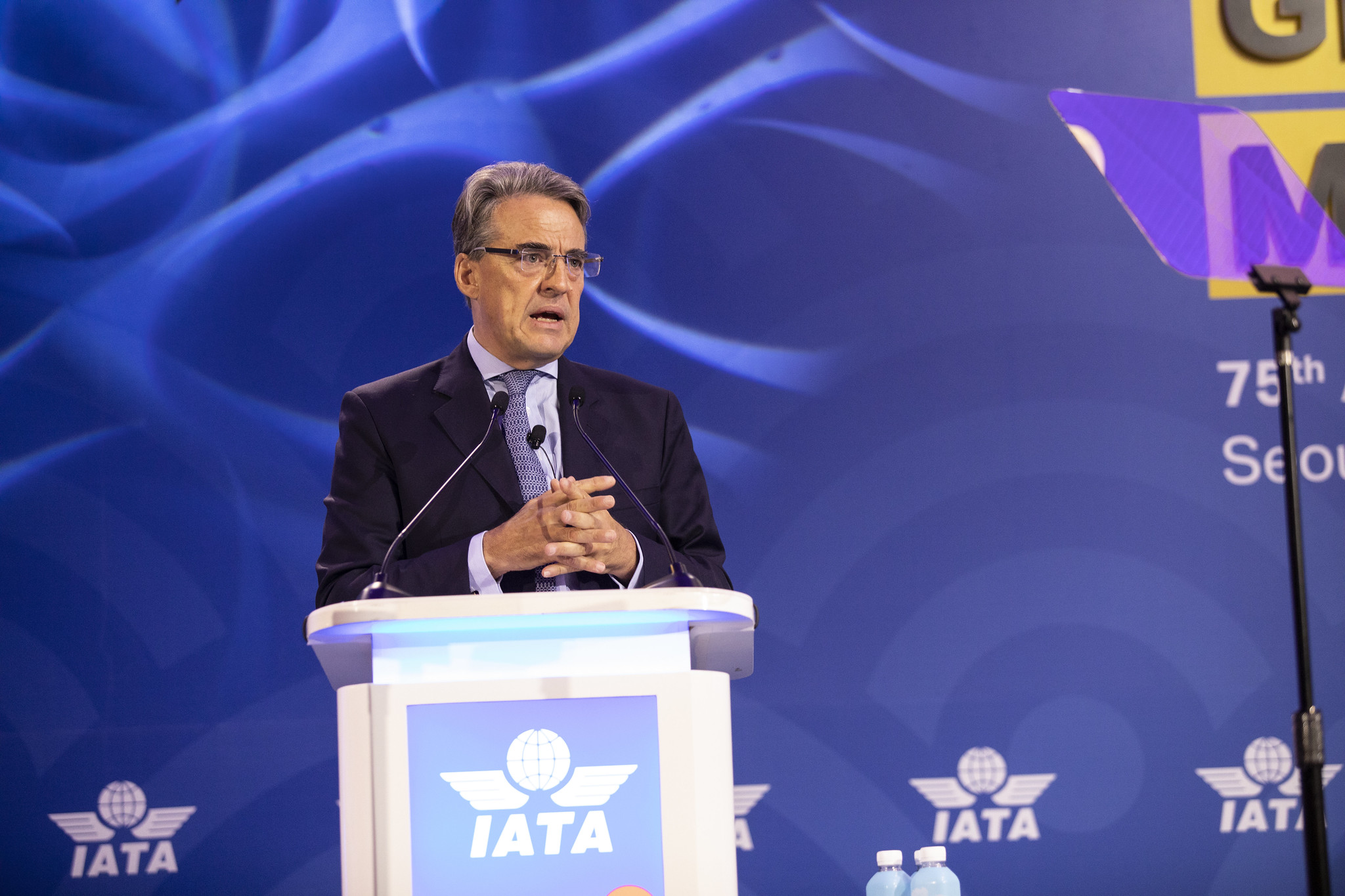 Remarks of Alexandre de Juniac at the IATA Media Briefing on COVID-19, 31 March 2020