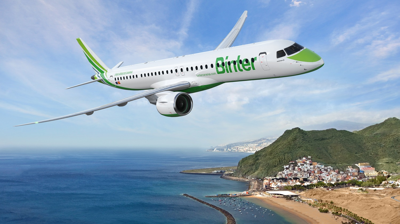 Binter incorpora la Clase Business a los vuelos con Lisboa, Banjul y la isla de Sal
