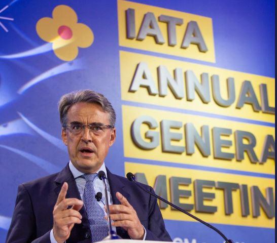 IATA AGM Postponed to October