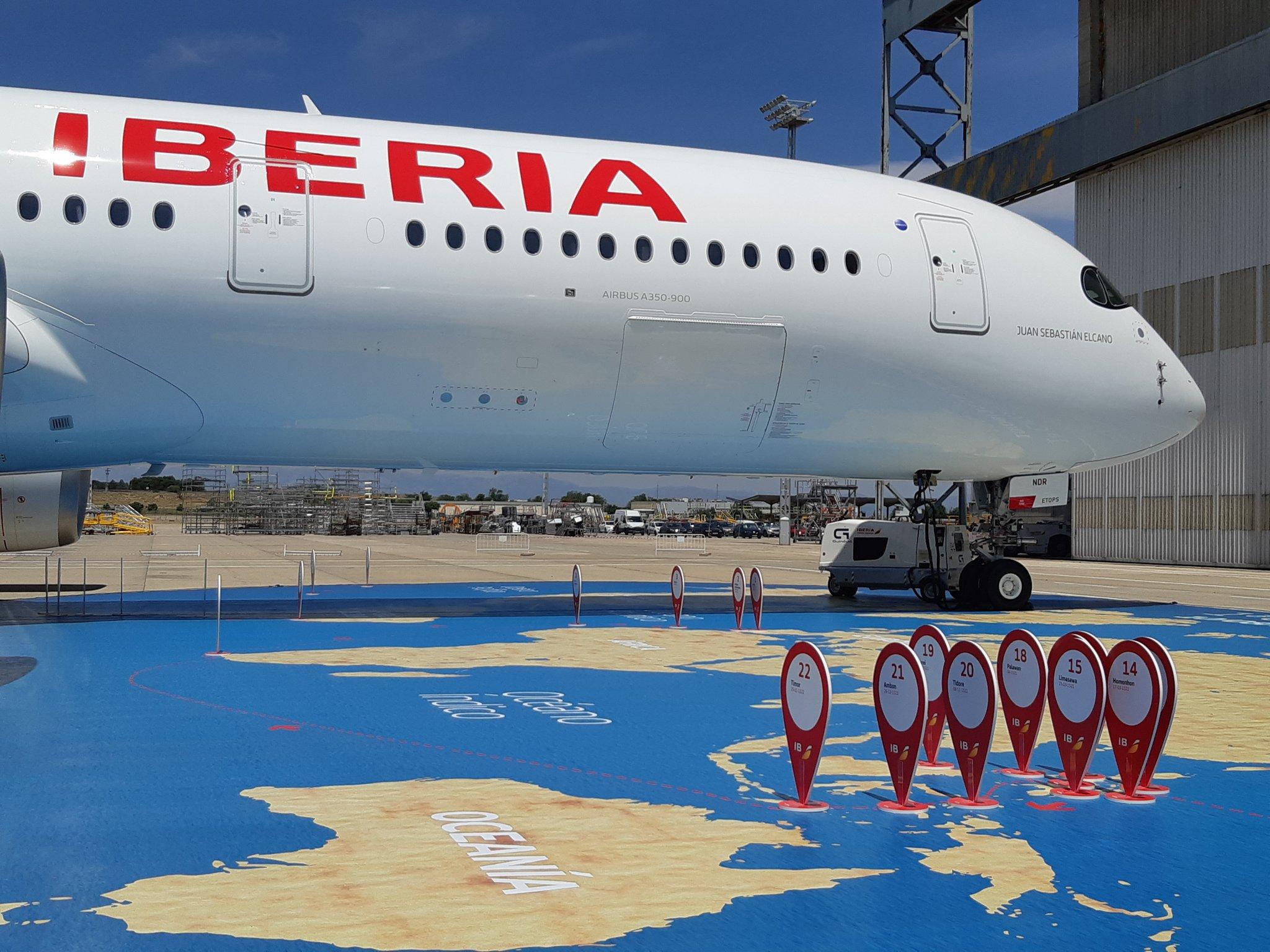 ¿Vuelos Querétaro-Madrid? Iberia y ADO buscarán hacerlo posible