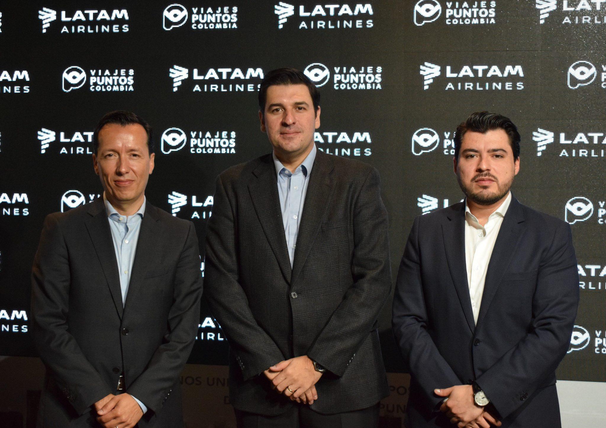 Puntos Colombia y Latam Airlines, firmaron una nueva alianza para los consumidores