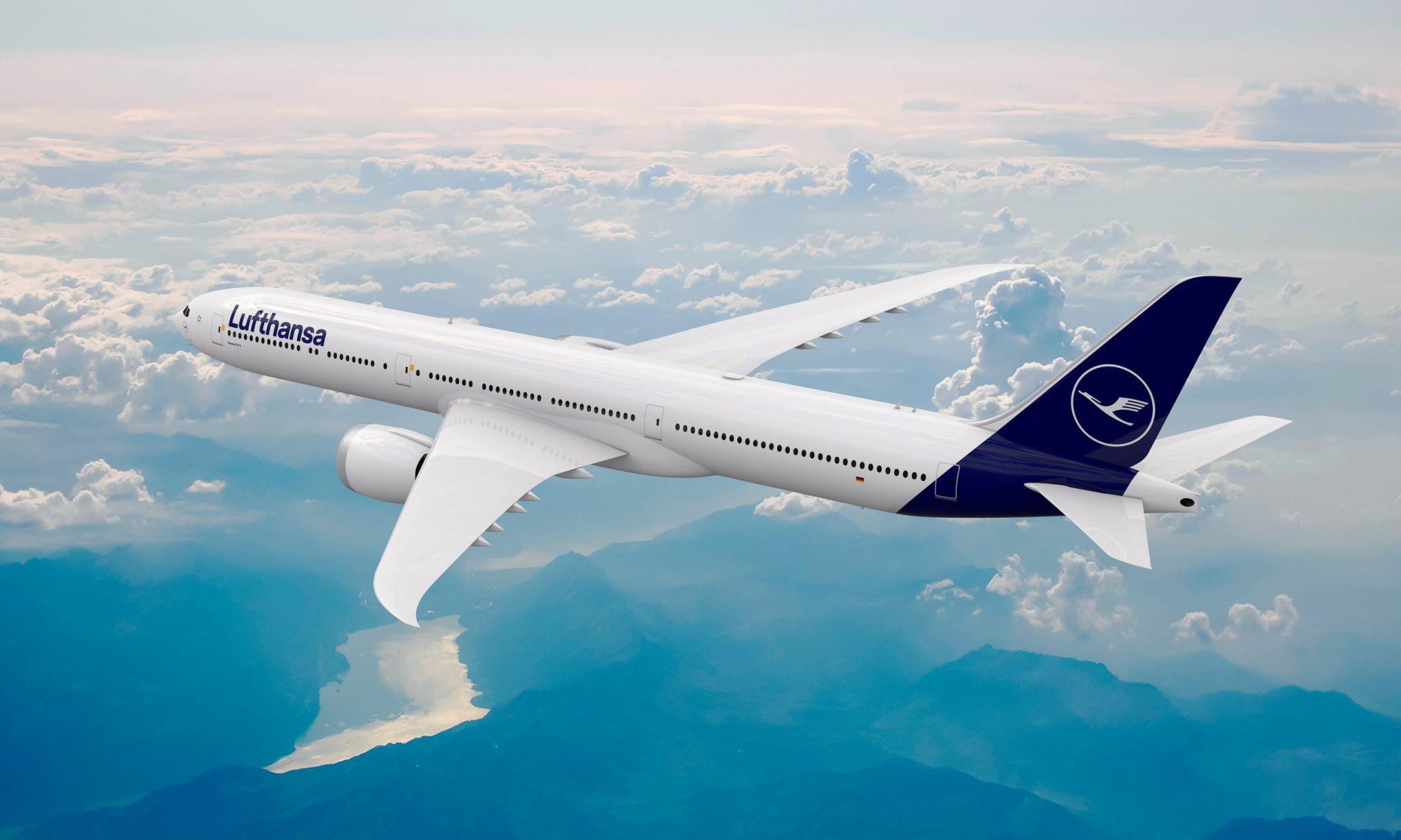Lufthansa revela cómo será la clase económica premium del B777X