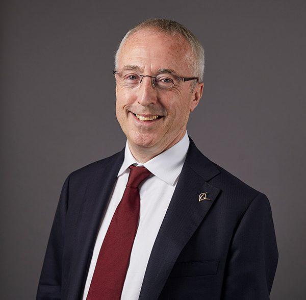 Boeing elige a Martin Donnelly nuevo presidente para Europa y director general para Reino Unido e Irlanda