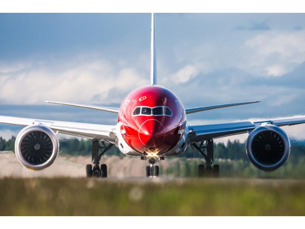 Los pasajeros de Norwegian ya pueden compensar emisiones desde menos de 1 euro
