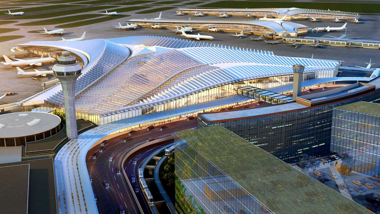 Chicago O'Hare International Airport Begins $334 Million Runway Extension