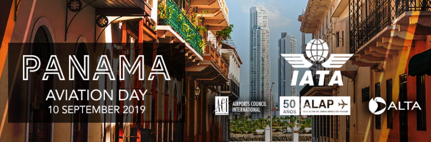 Actores claves de la aviación se reunirán en Panamá
