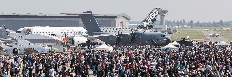 El sector aéreo se da cita en el salón aeronáutico más antiguo del mundo