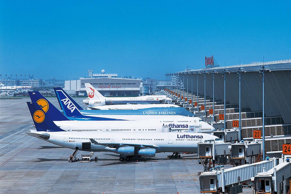 Tres aeropuertos en Beijing, Shanghai y Guangzhou son los más competitivos de China