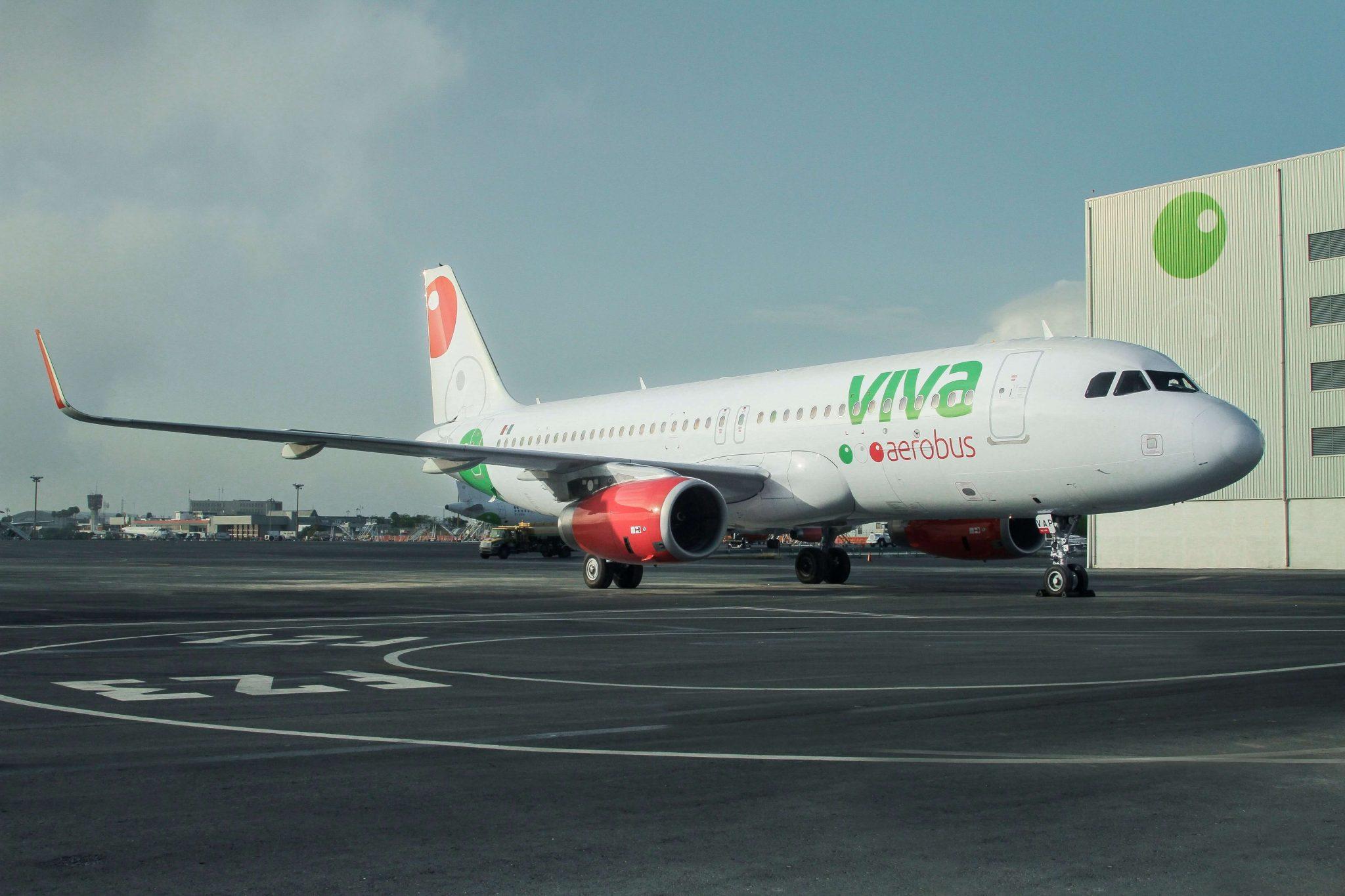 Viva Aerobus incrementa 25.5% transporte de pasajeros durante octubre