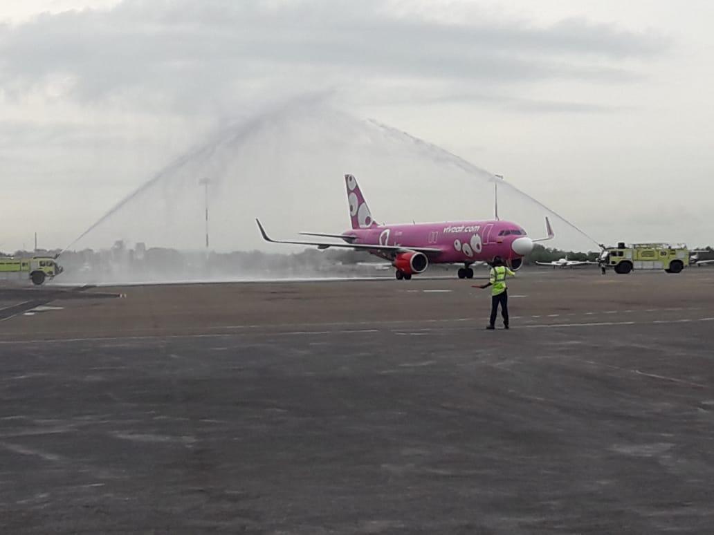 Viva Air proyecta transportar 60.000 pasajeros en la ruta Cartagena-Lima