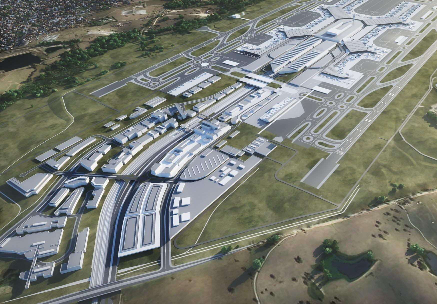 Sídney construye nuevo aeropuerto para 2026
