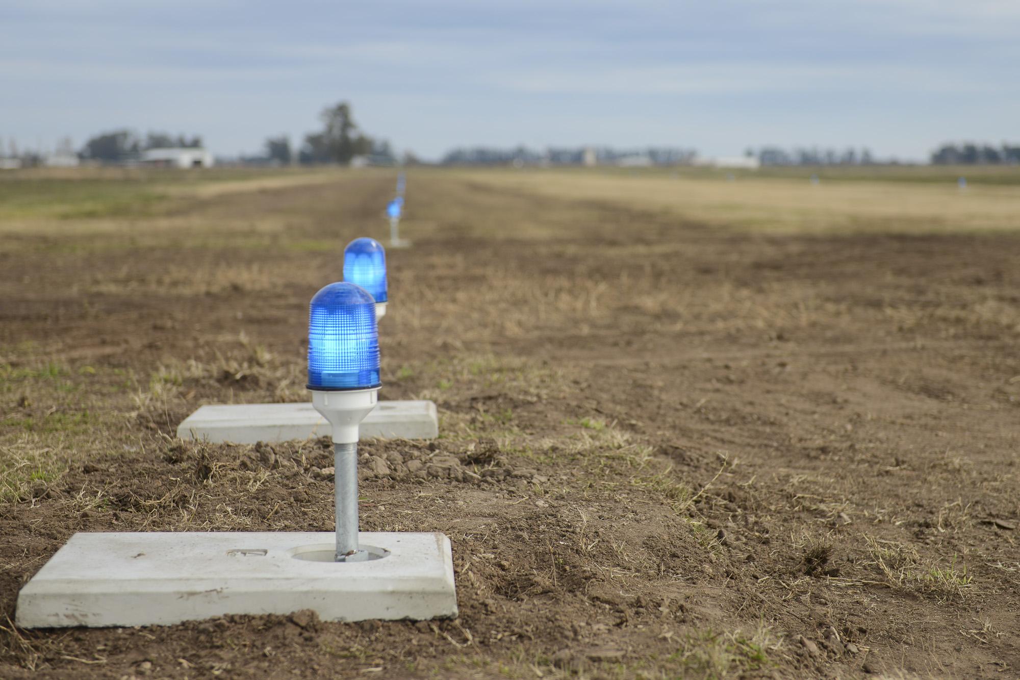 Argentina: El Aeródromo de General Villegas ya puede operar de noche