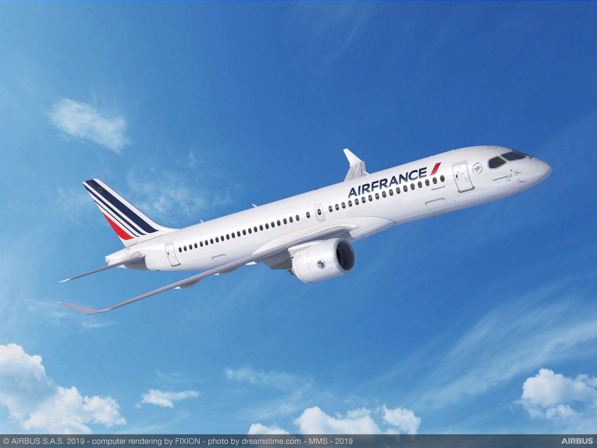 Air France-KLM signs for up to 120 A220s