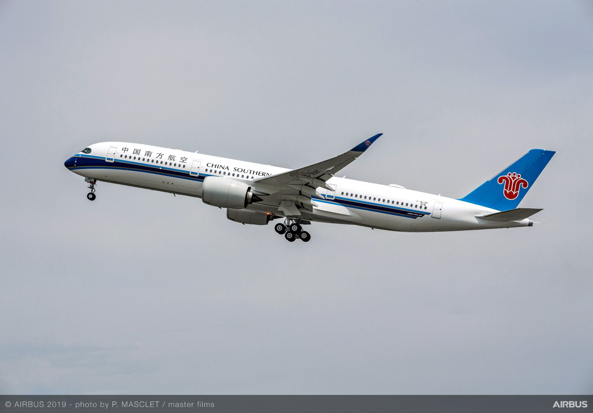 Air China orders 20 A350s