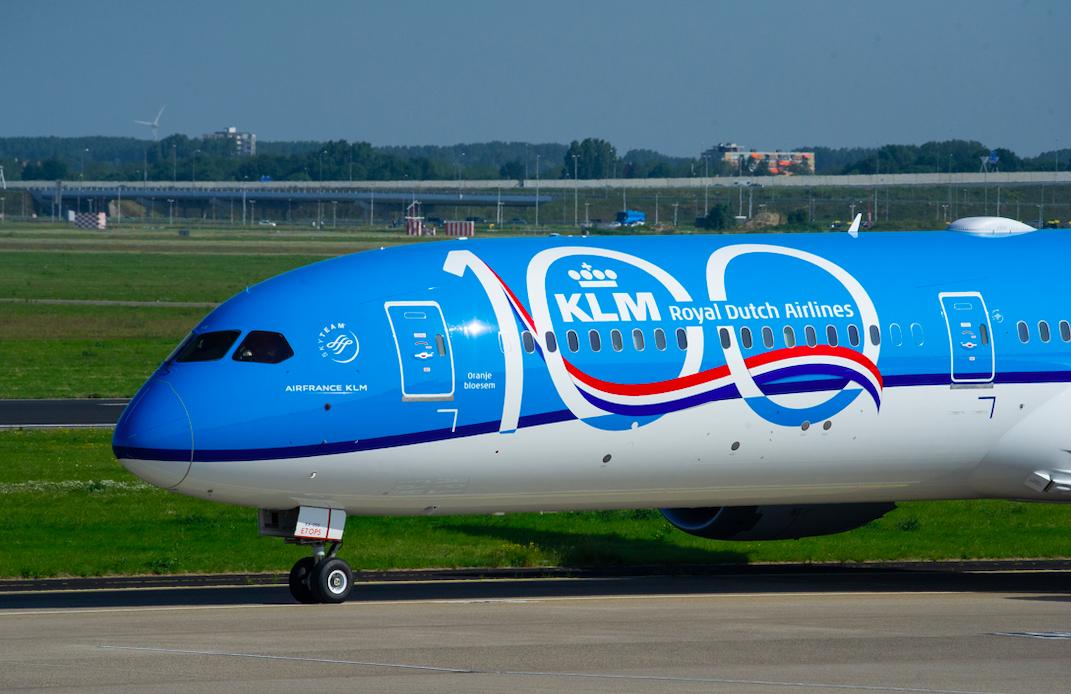 KLM se anticipa a las tendencias de viajes  y tecnologías para 2020