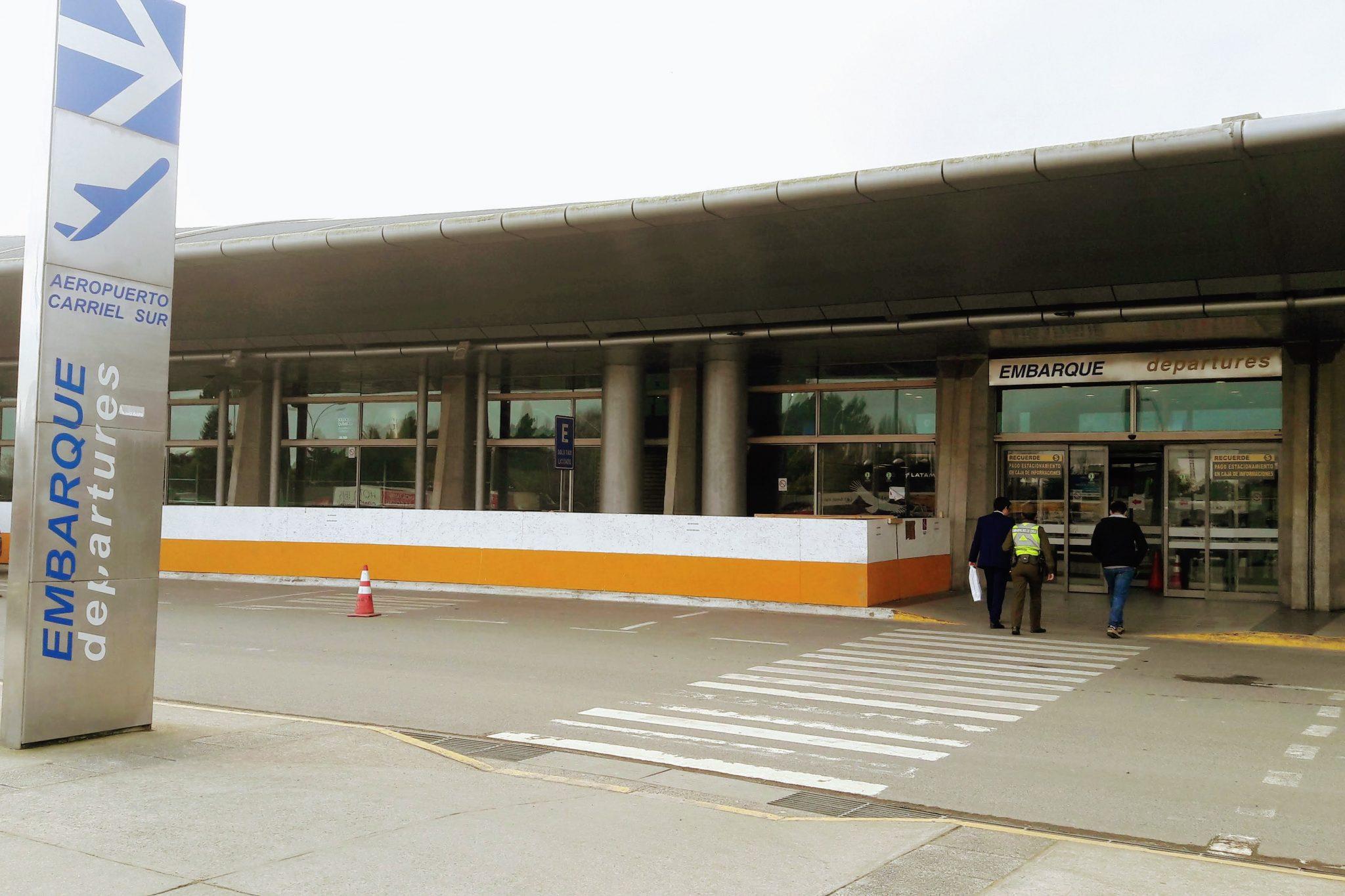 Aeropuerto Carriel Sur, Chile: Se instala opción de potenciar terminal de carga aérea en mediano plazo