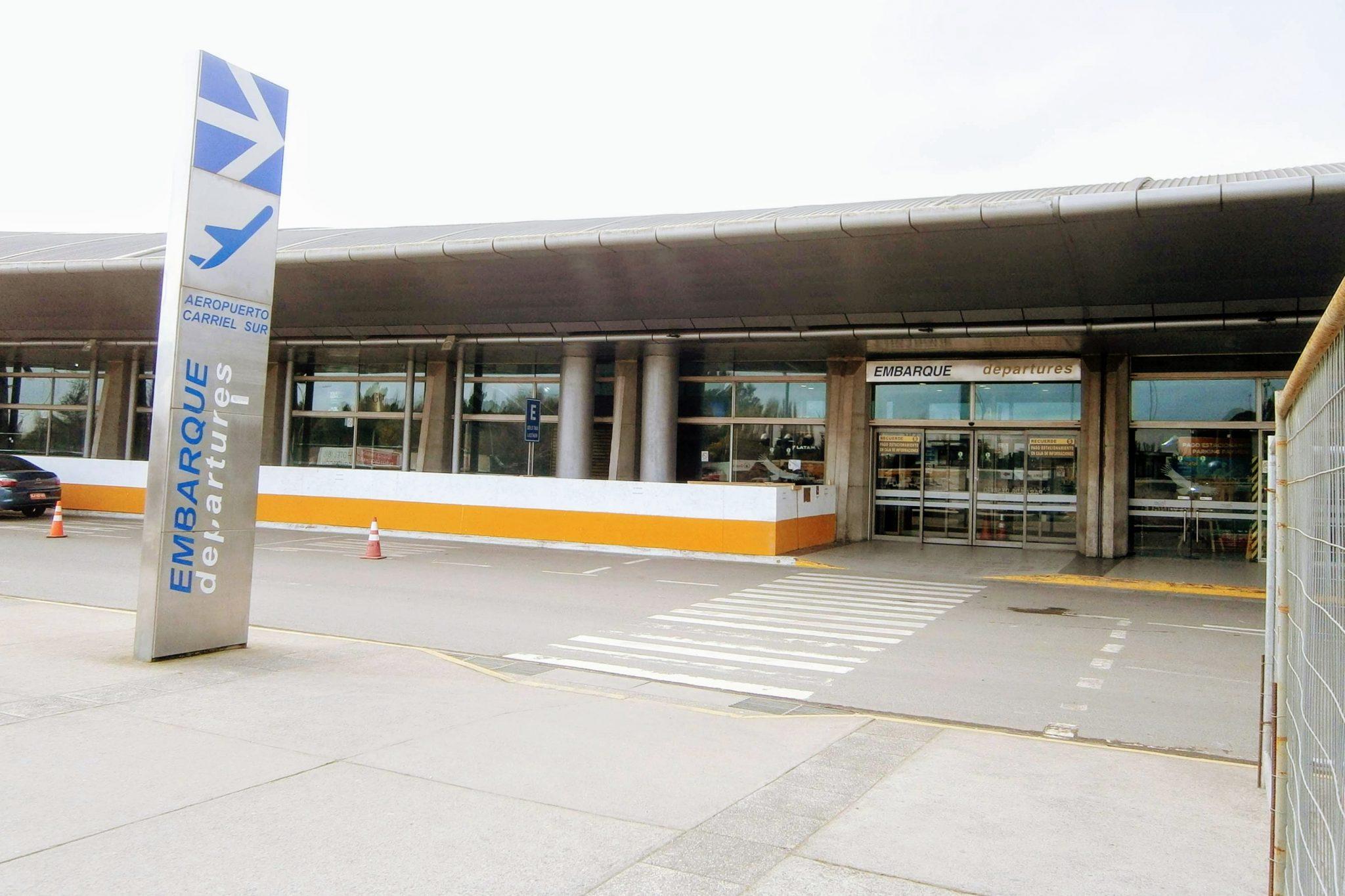 Carriel Sur es el cuarto aeropuerto en Chile en contar con acreditación sanitaria