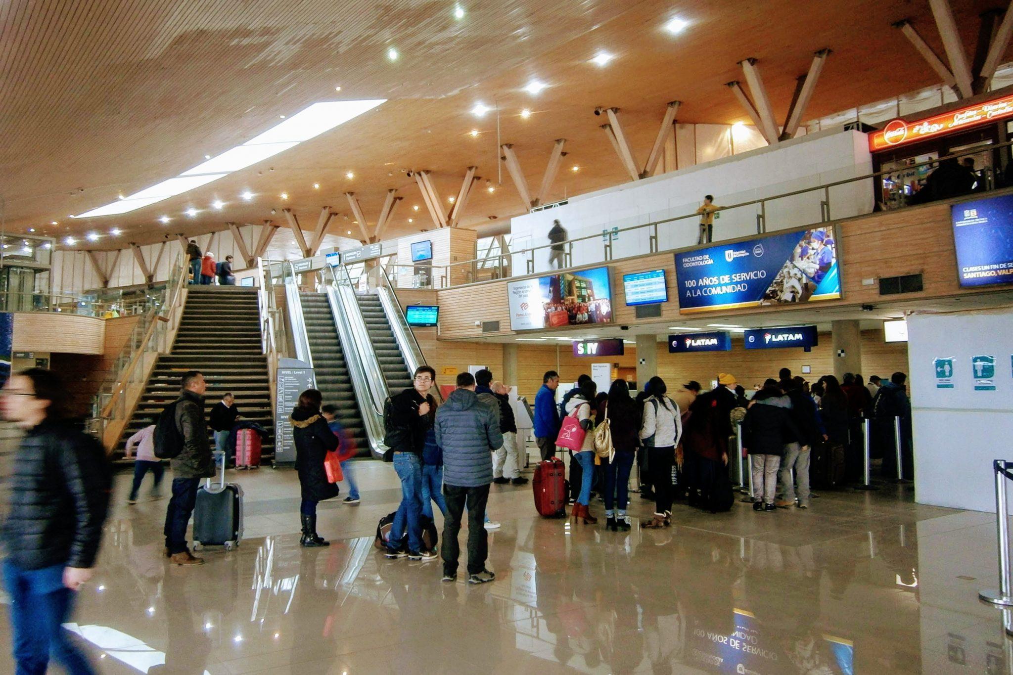 Chile: Parten vuelos directos de Concepción a Lima y se avizoran a Brasil y Argentina