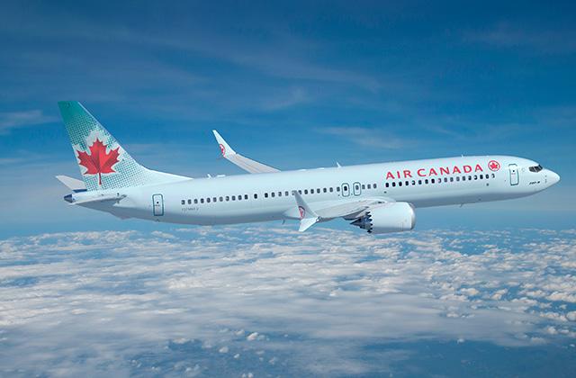 Air Canada extends 737 Max cancellations amid Q2 profit