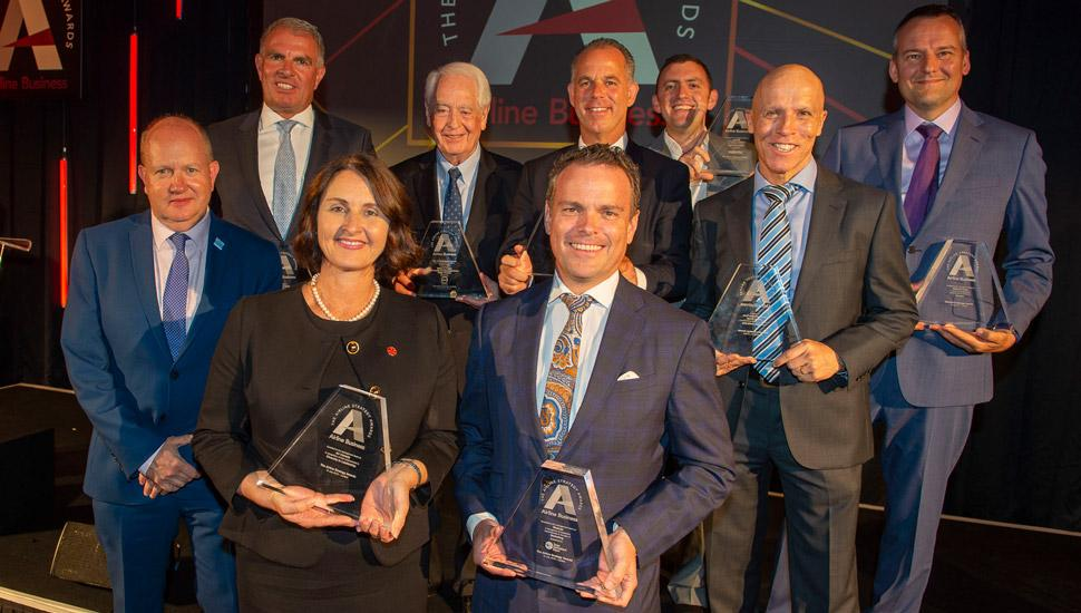All the winners from the 2019 Airline Strategy Awards
