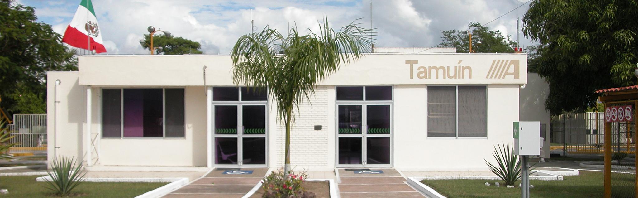 SCT y el Gobierno de San Luis Potosí firman convenio para la ampliación y modernización del aeropuerto de Tamuín