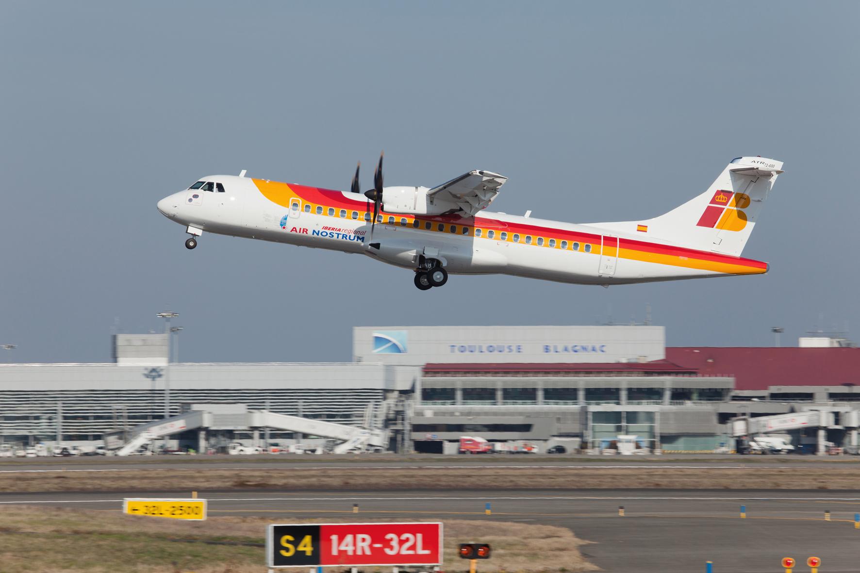Air Nostrum gana un 46% más tras rebasar los 500 millones de ingresos