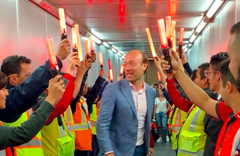 Anko van der Werf asumió como CEO de Avianca