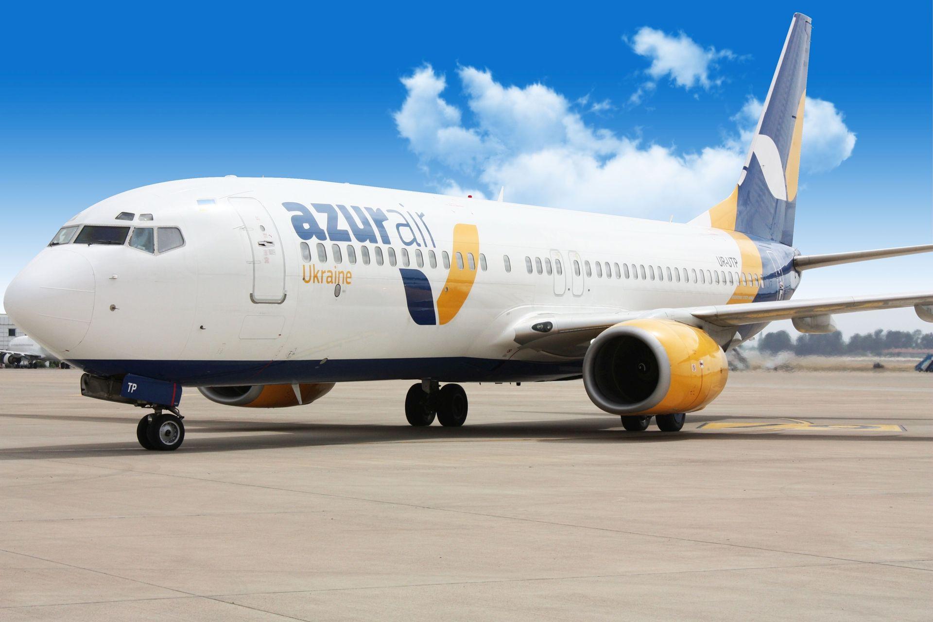 Azur Ukraine recibe autorización para volver a La Romana. 1ra vez que opera en verano en este destino