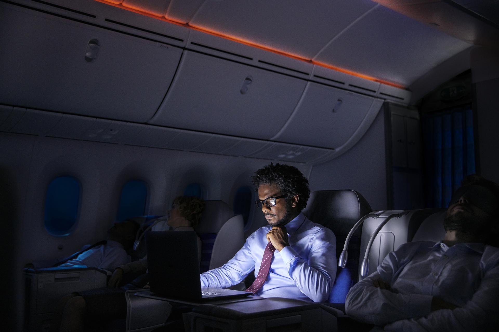 Air Europa gana cuota de mercado en el turismo de negocios gracias a la tecnología